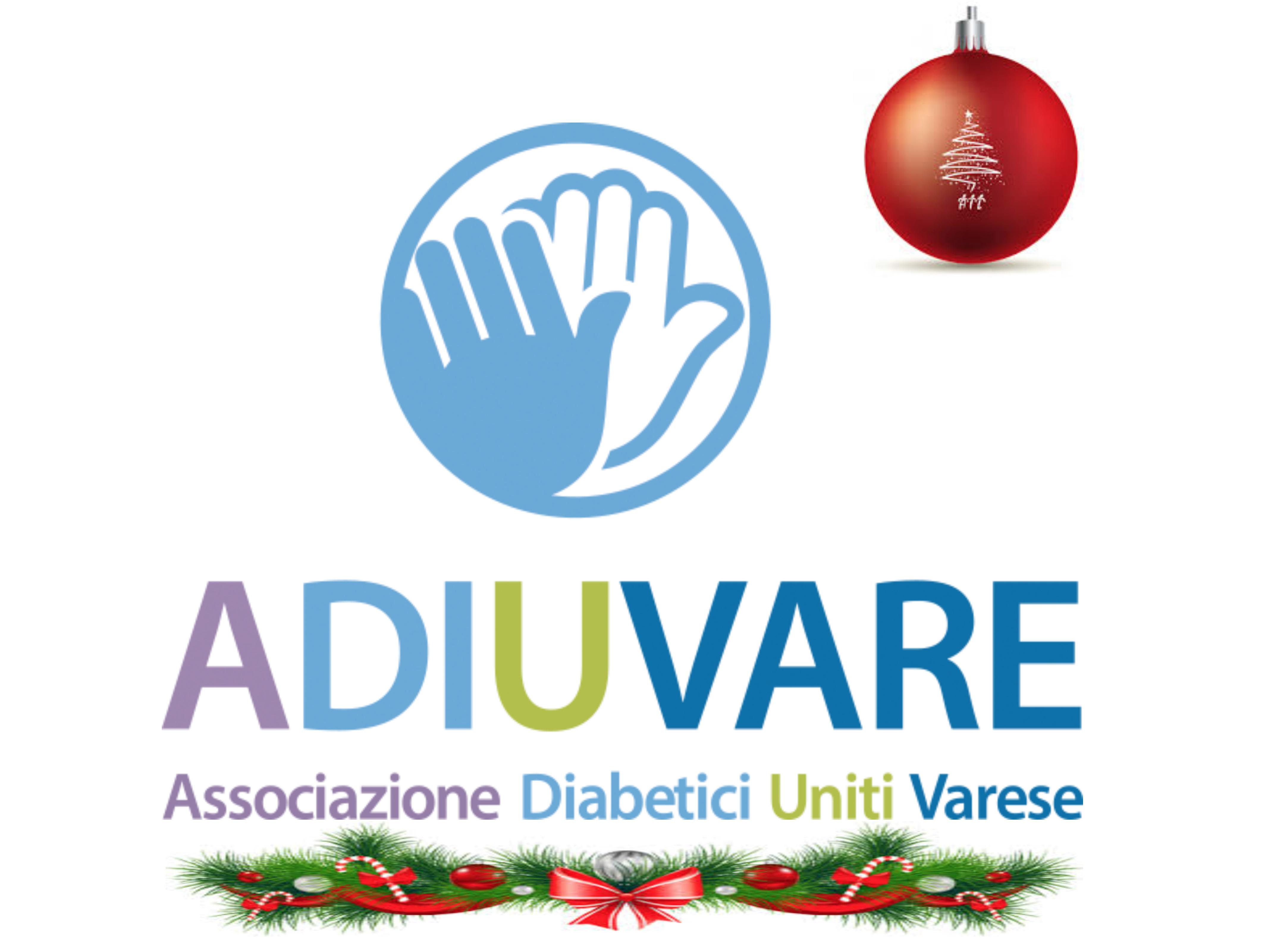 ADIUVARE (Associazione Diabetici Uniti Varese)- ODV Reg. Lombardia Logo